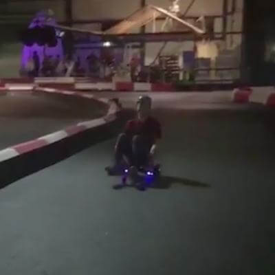 hoverboard party